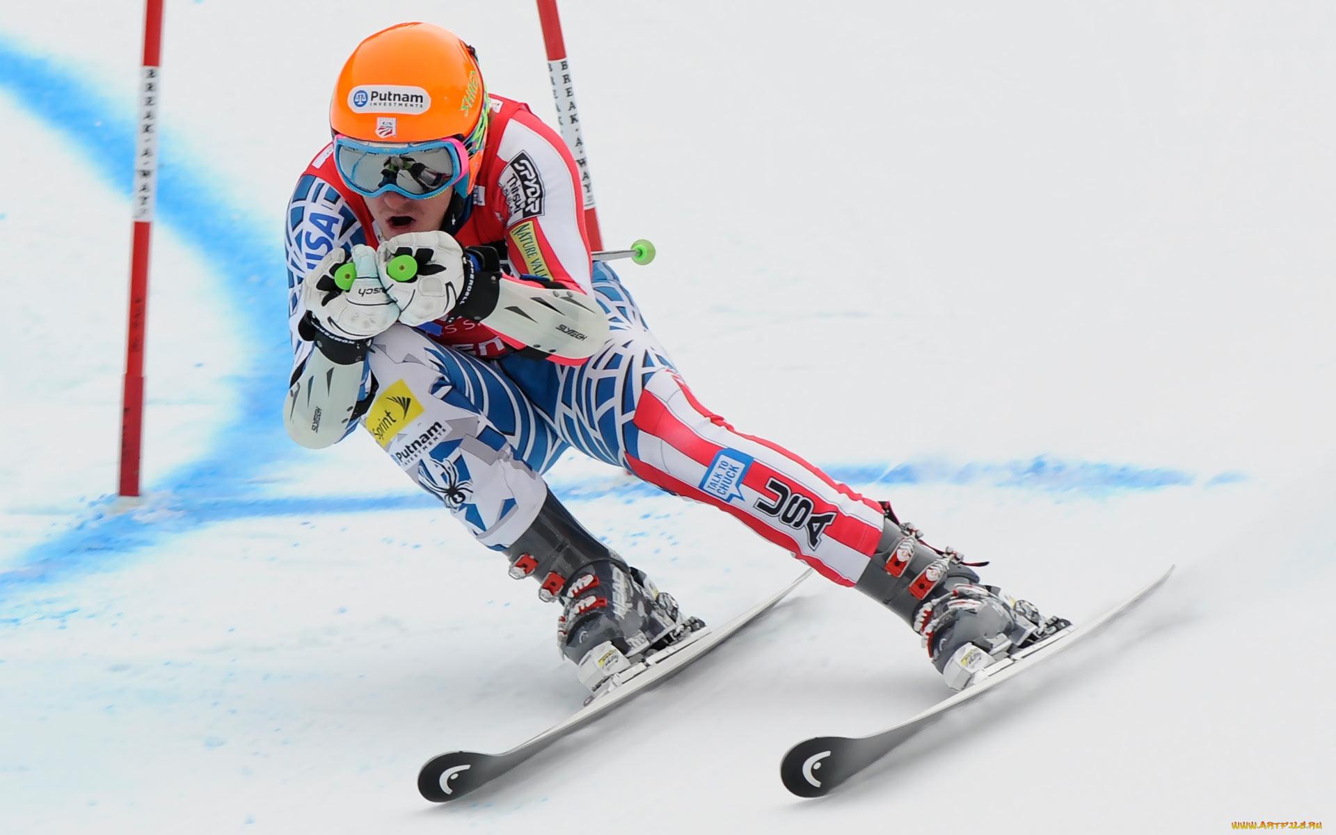 Ted ligety спорт лыжный спорт обои для